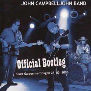 Imagem de 'Official Bootleg: Blues Garage Isernhagen 24_03_2006'