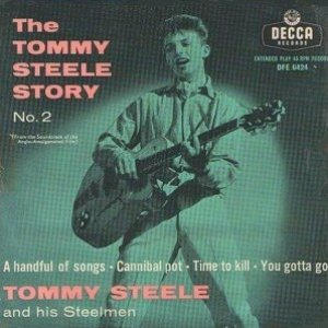 Image for 'The Tommy Steele Story No. 2'
