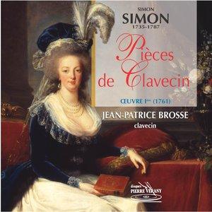 Imagen de 'Simon Simon : Pièces de clavecin, Op. 1'