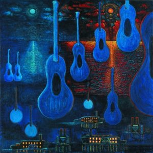 Bild för 'Blue Guitars (disc 3: Louisiana & New Orleans)'