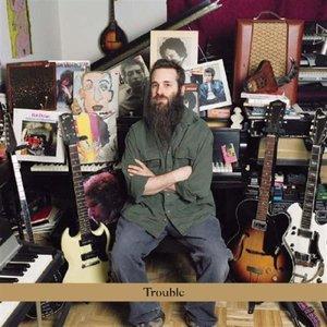 Imagem de 'Trouble: The Jamie Saft Trio Plays Bob Dylan'