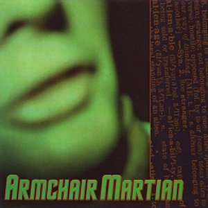 Image for 'Armchair Martian'