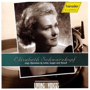Bild för 'Elisabeth Schwarzkopf Sings Operettas by Lehár,Suppé and Straub'