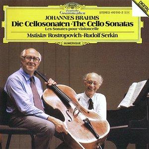 Image for 'Brahms: The Cello Sonatas'