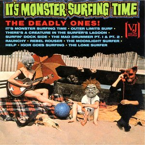 Image for 'It's Monster Surfing Time'