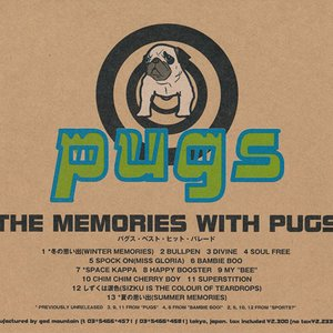 Immagine per 'THE MEMORIES WITH PUGS'