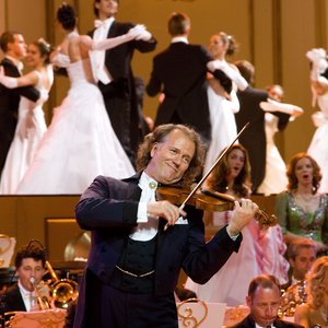 Image for 'Andre Rieu & The Johann Strauss Orchestra'