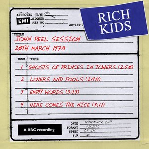 Image for 'John Peel Session (20 March 1977)'