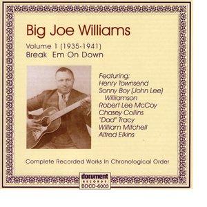 Image for 'Big Joe Williams Vol. 1 1935 - 1941'