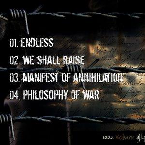 "Image for '""Manifest of annihilation"" 2007 demo'"