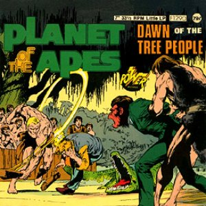 Bild för 'Planet of the Apes - Dawn of the Tree People'