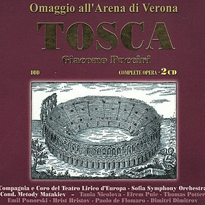 "Image for 'Tosca: Act III, Scene Ultima, ""Parlami ancora"" (Cavaradossi, Tosca)'"