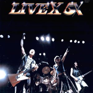 Image for 'Live X'