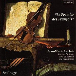 Bild für 'Leclair: Le Premier Des François'
