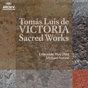 Image for 'Victoria: Sacred Works'