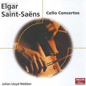 Image for 'Elgar: Cello Concerto / Saint-Saens: Cello Concerto No.1, &c'