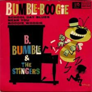 Image for 'Bumble Boogie'