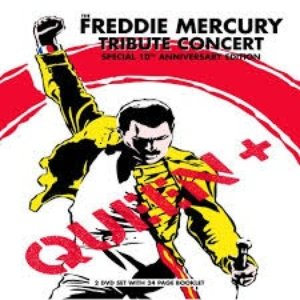 Image for 'The Freddie Mercury Tribute'