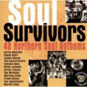 Bild för 'Soul Survivors: 40 Northern Soul Anthems (disc 1)'