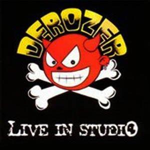 Image for 'Live in studio'