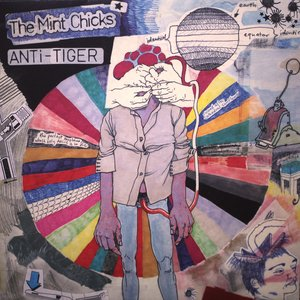 Image for 'Anti-Tiger EP'
