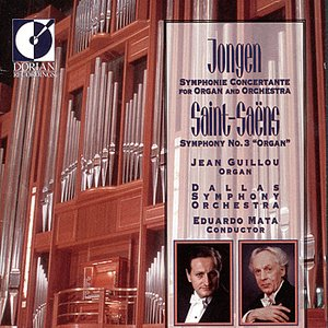 Image for 'Jongen - Saint-Saëns'