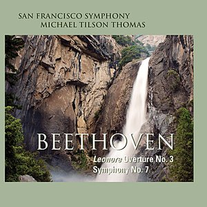 Image for 'Beethoven: Leonore Overture No. 3 and Symphony No. 7'