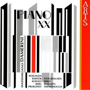 Image for 'Piano XX - Vol. 2'