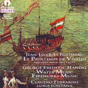 Image for 'Rousseau : Le Printemps de Vivaldi - Vivaldi : L'Estate, L'Autonno, L'Inverno - Haendel : Water Music , Fireworks Music'