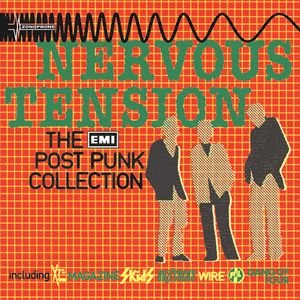 Image for 'Nervous Tension'