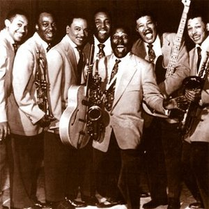Image for 'Louis Jordan and His Tympany Five'
