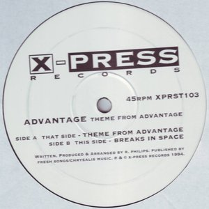 Image for 'Theme From Advantage / Breaks In Space'