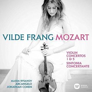 Image for 'Mozart: Violin Concertos Nos 1, 5 & Sinfonia concertante'