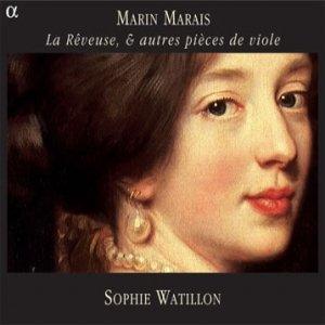 Image for 'Marais: La Rêveuse, & autres pièces de viole'