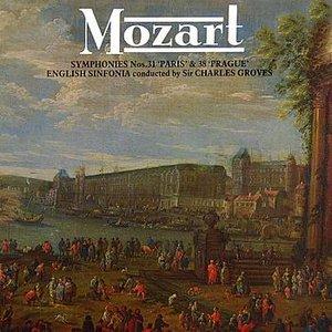 Image for 'Mozart Symphonies No 31 & 38'