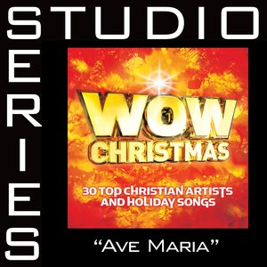 Image pour 'Ave Maria [Studio Series Performance Track]'