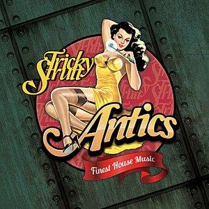 Immagine per 'Antics EP'