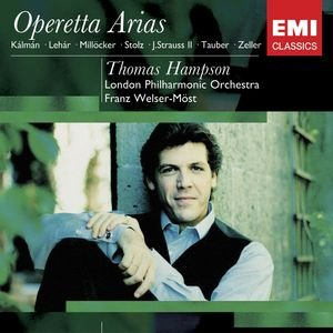 Image for 'Operetta Arias: Thomas Hampson'