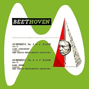 Image for 'Beethoven Symphony No. 1 & 8'