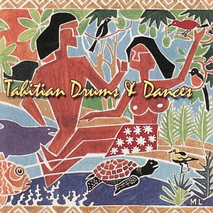 Image for 'Tahitian Drums & Dances - Vintage Hawaiian Treasures Vol 3'