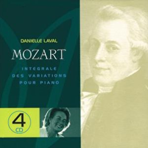 Image for 'Mozart: Integrale Des Variations Pour Piano'