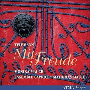 Image for 'Telemann: Mit Freude'