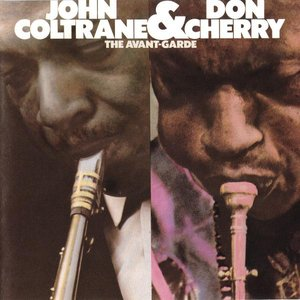 Image for 'John Coltrane & Don Cherry'
