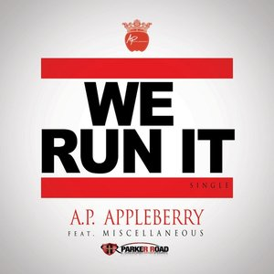 Image for 'We Run It (Radio Edit) [feat. Miscellaneous]'