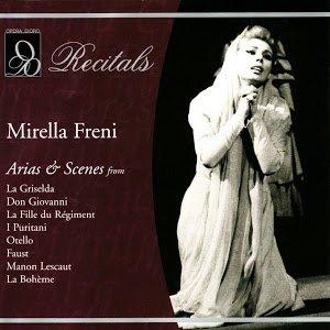 Image for 'Recitals: Mirella Freni'
