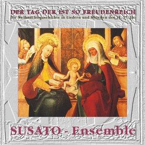 Immagine per 'Der Tag der ist so freudenreich - Die Weihnachtsgeschichte in Liedern und Motetten des 15. - 17. Jh.'