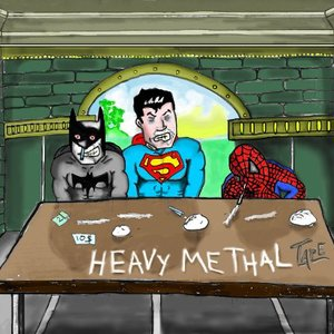 Image for 'Heavy Methal Tape'