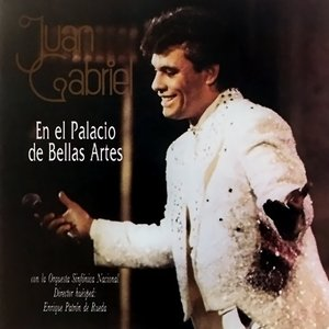Immagine per 'Juan Gabriel En el Palacio de Bellas Artes'