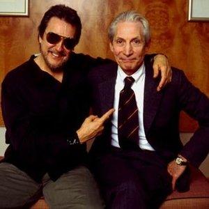 Image for 'Charlie Watts & Jim Keltner'