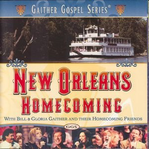 Image for 'New Orleans Homecoming'